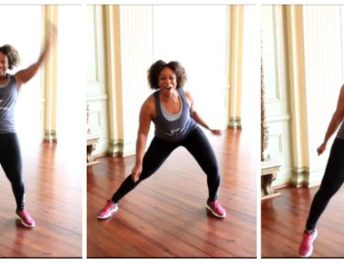Mini Dance Fitness Video Series – Part 1