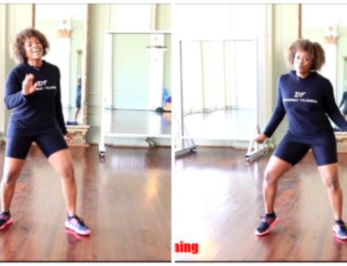 Mini Dance Fitness Video Series – Part 2