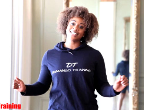 Mini Dance Fitness Video Series – Part 3