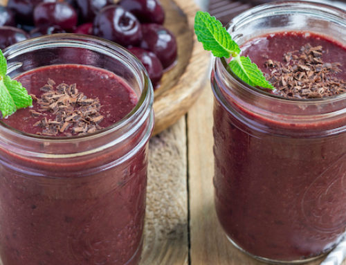 Gut-Brain Healthy Smoothie