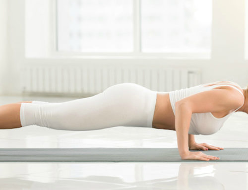 Yoga Pose Spotlight: Chaturanga Dandasana (Low Plank)
