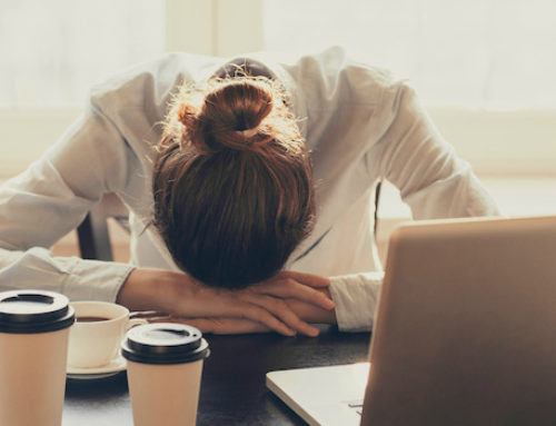 Fatigued? Maybe It's Your Adrenal Glands