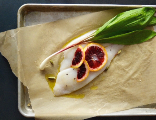 Simplicity in Cooking with Parchment
