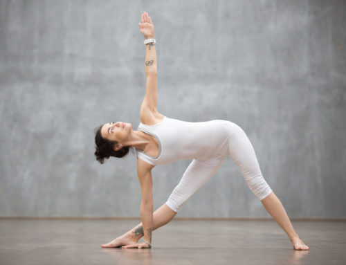 Yoga Pose Spotlight: Triangle Pose