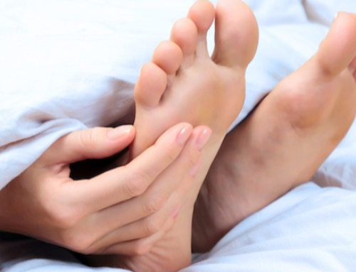 Yoga for Plantar Fasciitis