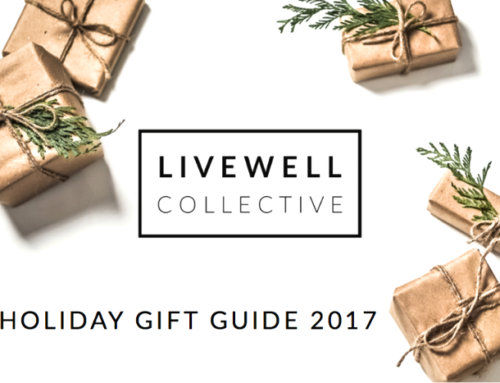 2017 Health Holiday Gift Guide – LiveWell Collective