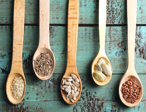 How to Use Seed Cycling to Help Regulate Your Period